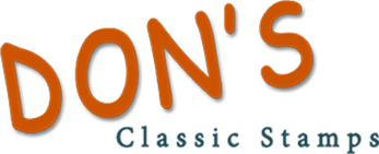 Logo Don's Classic Stamp