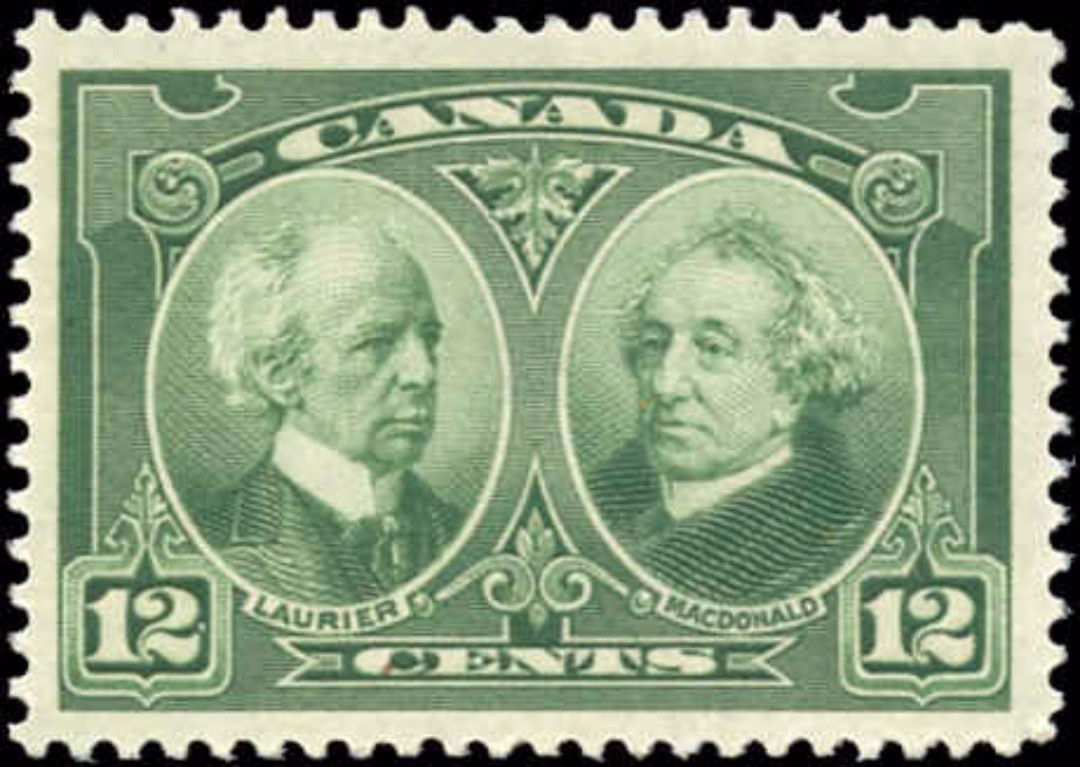 Canada #147, Historical Issue. F-VF+, MNH
