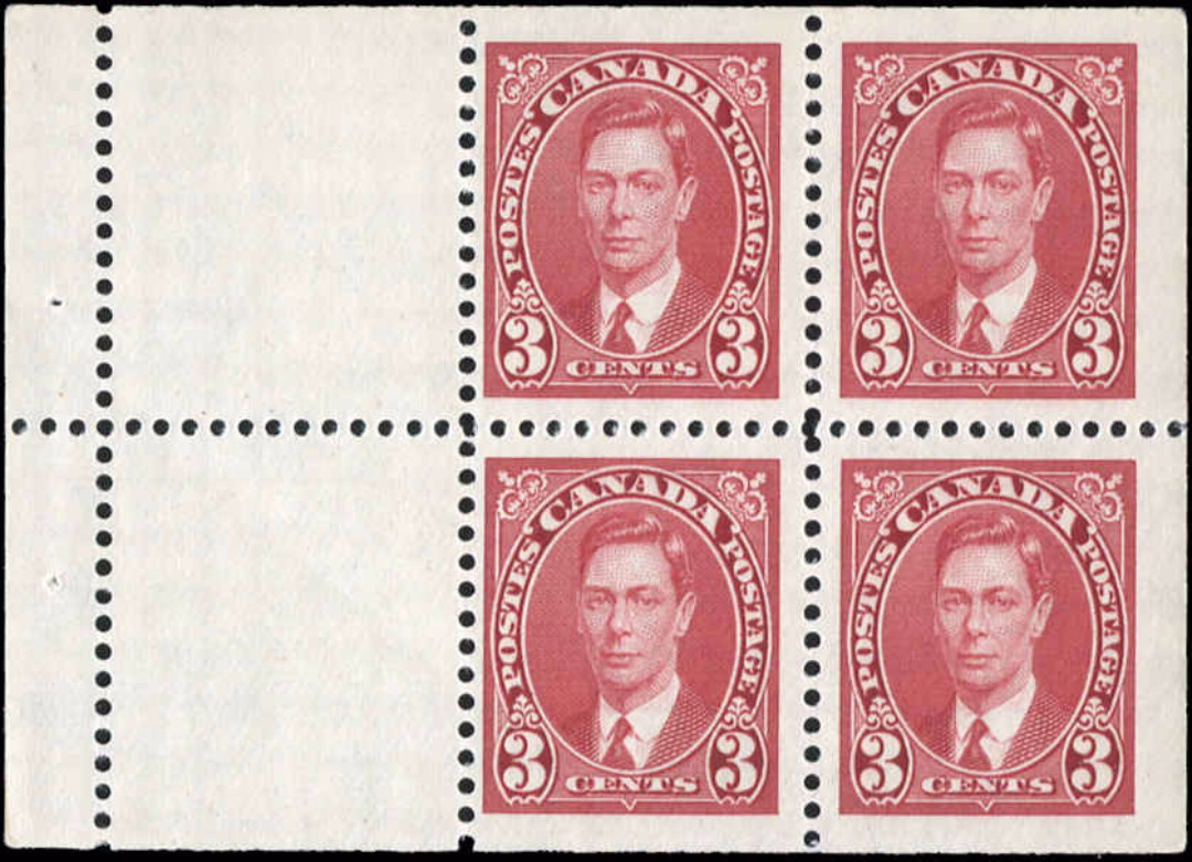 Canada #233a, Mufti Issue, F-VF, MNH