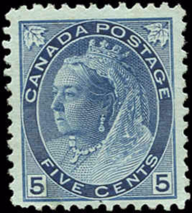 Canada ##79, Numeral Issue, F-VF, MH