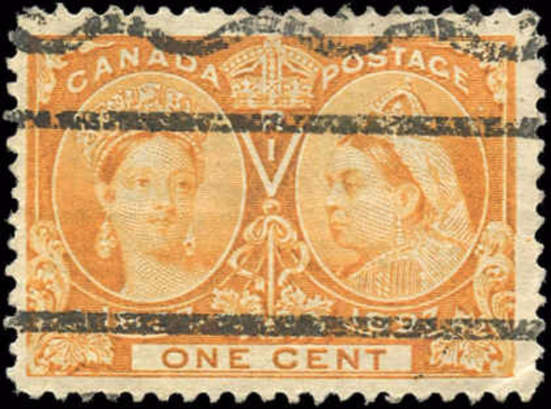 Canada ##51xx, Jubilee Issue, F-VF, Used