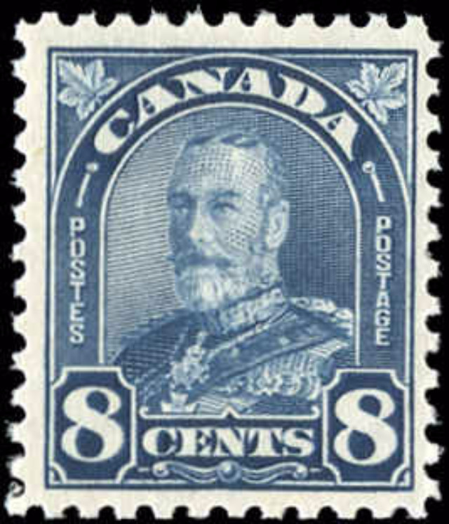 Canada #171, Arch/Leaf Issue, F+, MNH