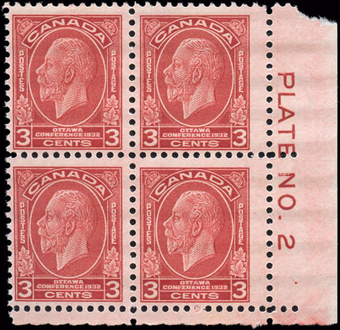 Canada #192, Econ Conference, F, MNH