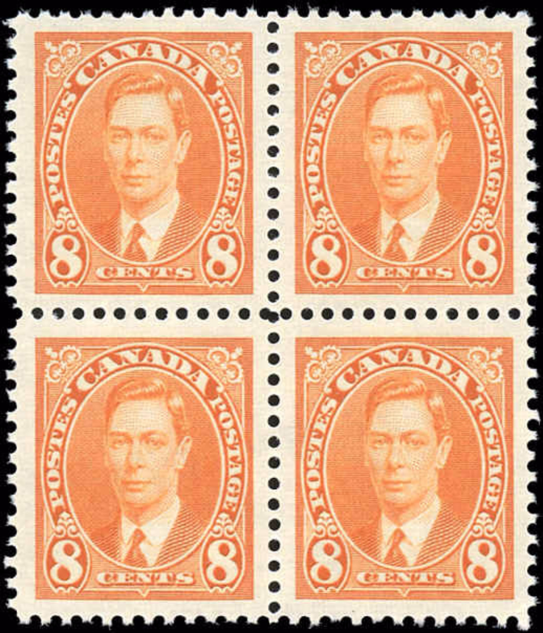 Canada #236, Mufti Issue, VF, M