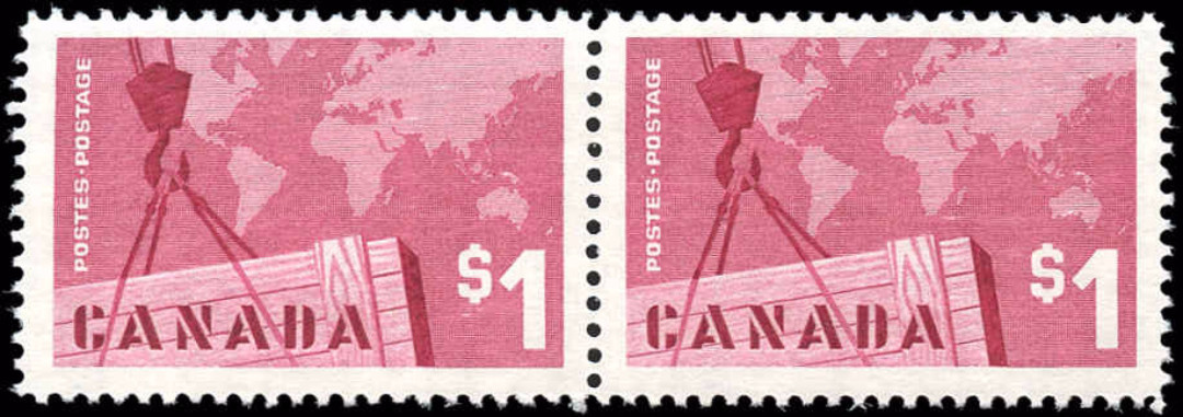 Canada #411, Cdn Exports Issue, F-VF, MNH