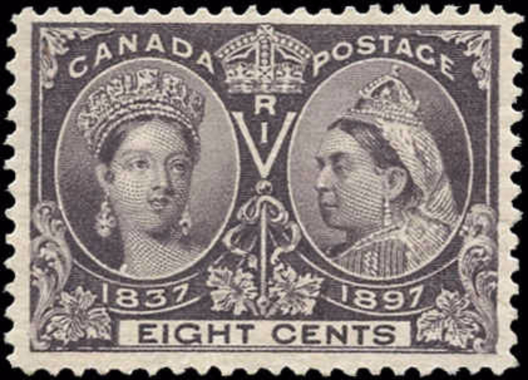 Canada ##56, Jubilee Issue, F-VF, Mint