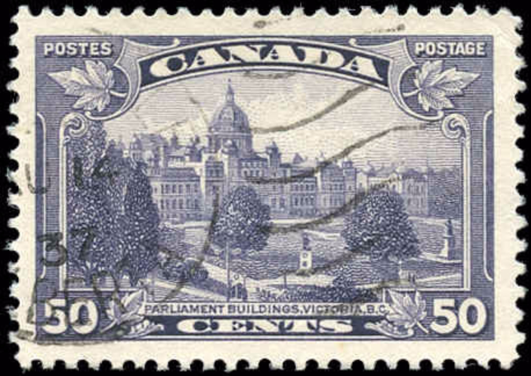 Canada #226, Pictorial Issue, VF, Used