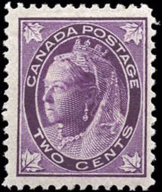 Canada ##68, Maple Leaf Issue, F-VF, MH