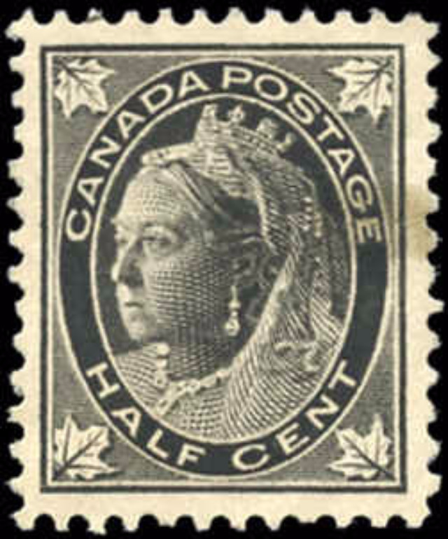 Canada ##66, Maple Leaf Issue, VF, Used