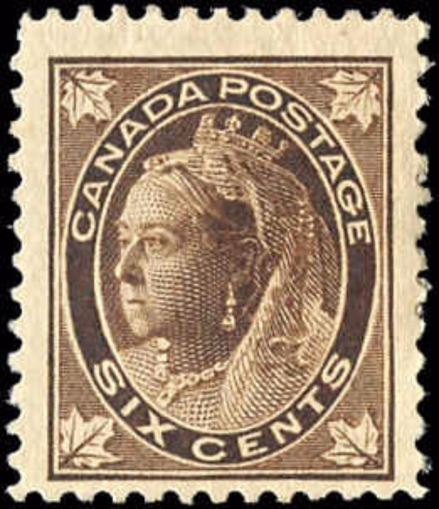 Canada ##71, Maple Leaf Issue, F+, MH