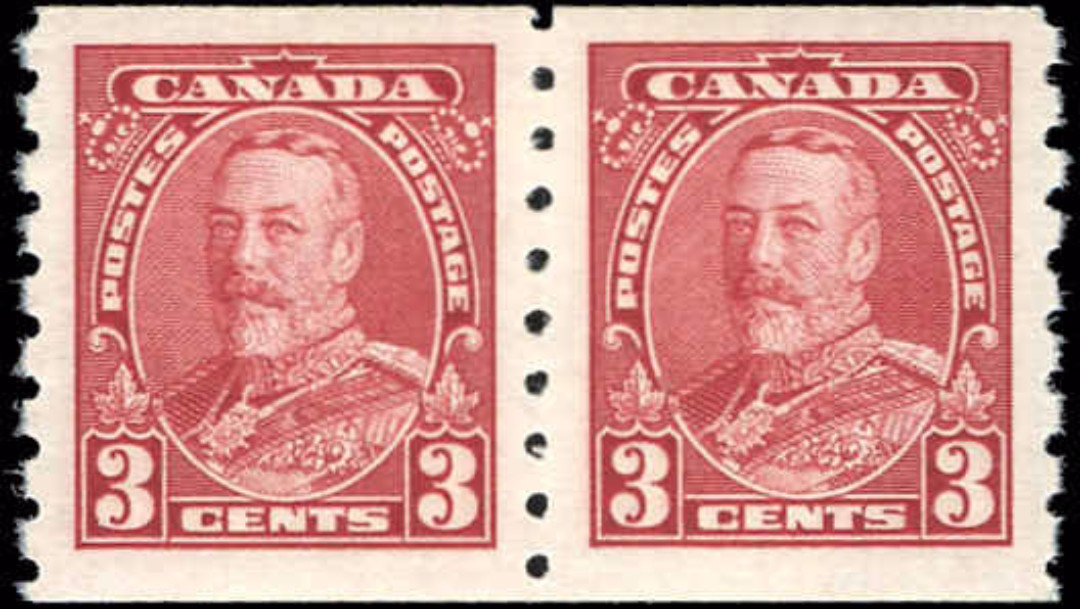 Canada #230, Coil Pictorial Issue, VF, MNH