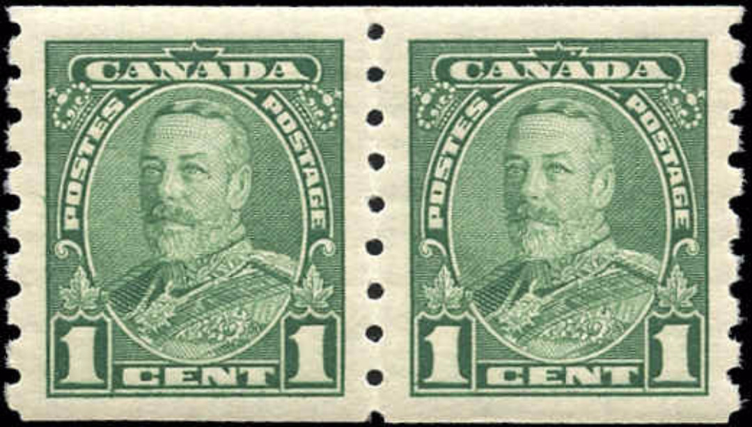Canada #228, Coil Pictorial Issue, VF, MNH