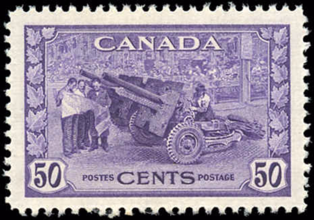 Canada #261, War Issue, VF, MNH