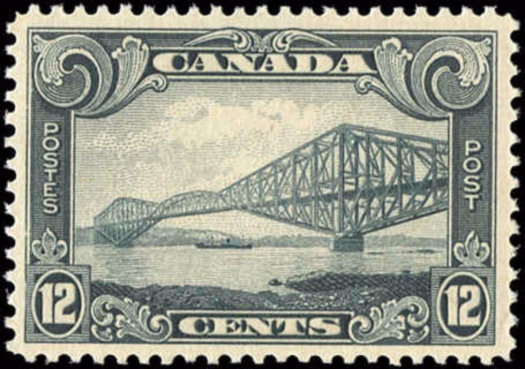 Canada #156, Scroll Issue, VF, MNH