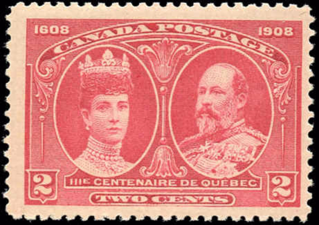 Canada ##98, Tercentenary Issue, F+, MNH
