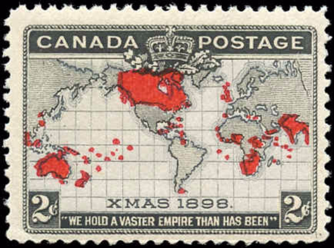 Canada ##85, Map Issue, F, MNH