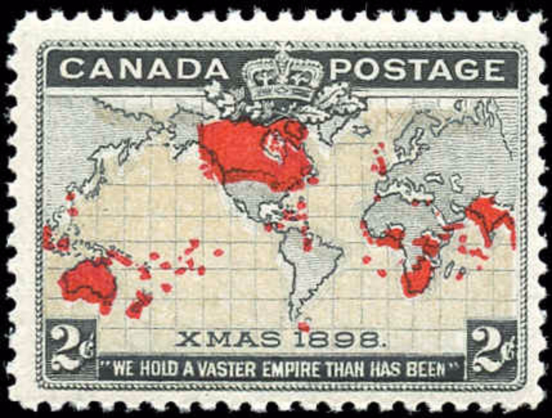 Canada ##85, Map Issue, F+, MNH