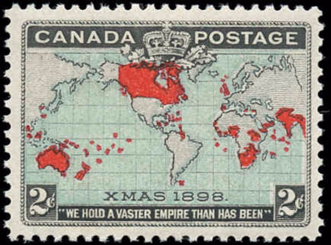 Canada ##86, Map Issue, F-VF, MNH