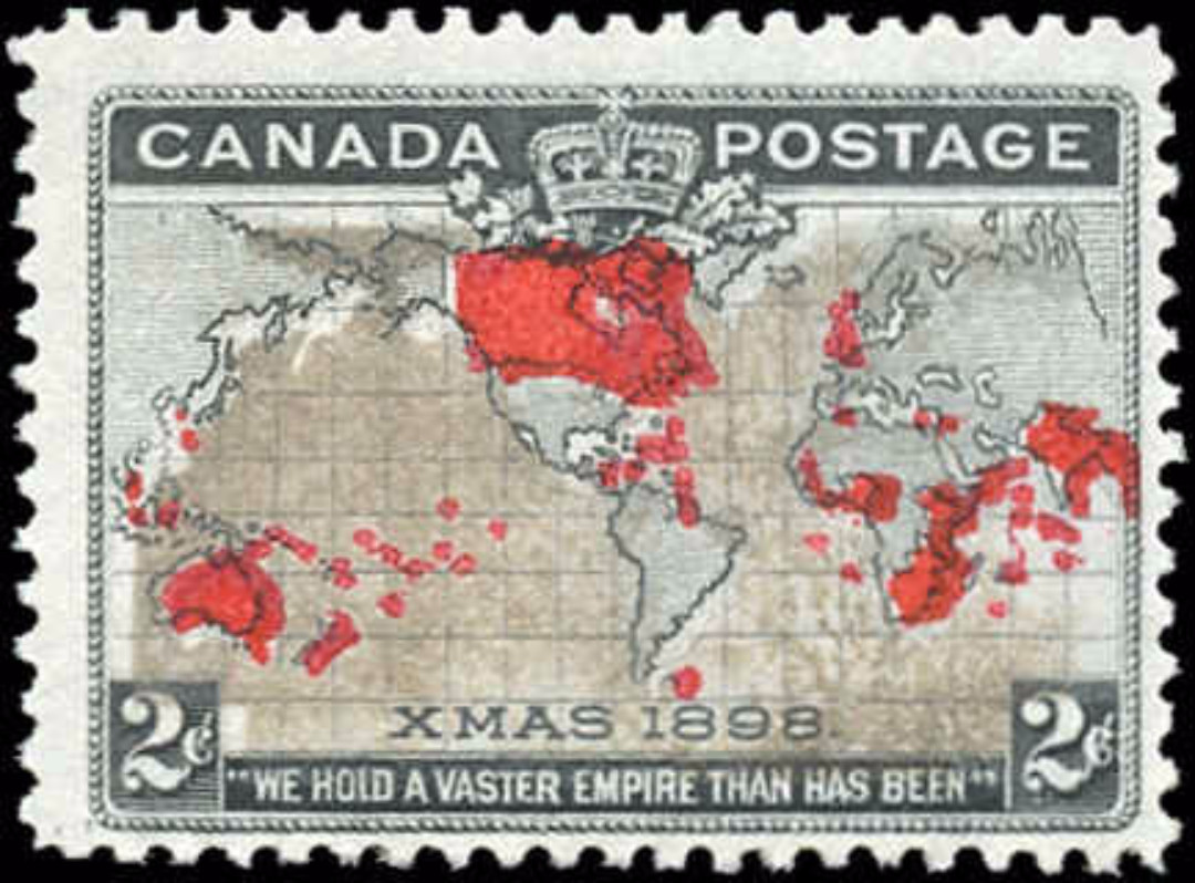 Canada ##86, Map Issue, F, MNH