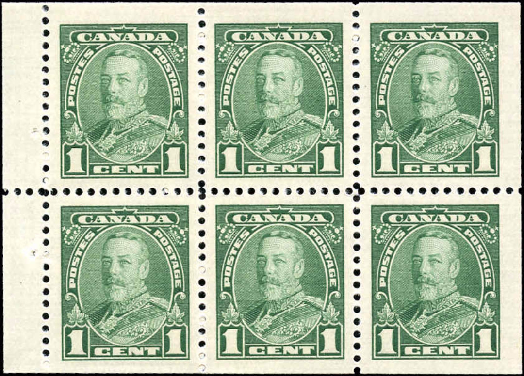 Canada #217b, Pictorial Issue, VF, MNH