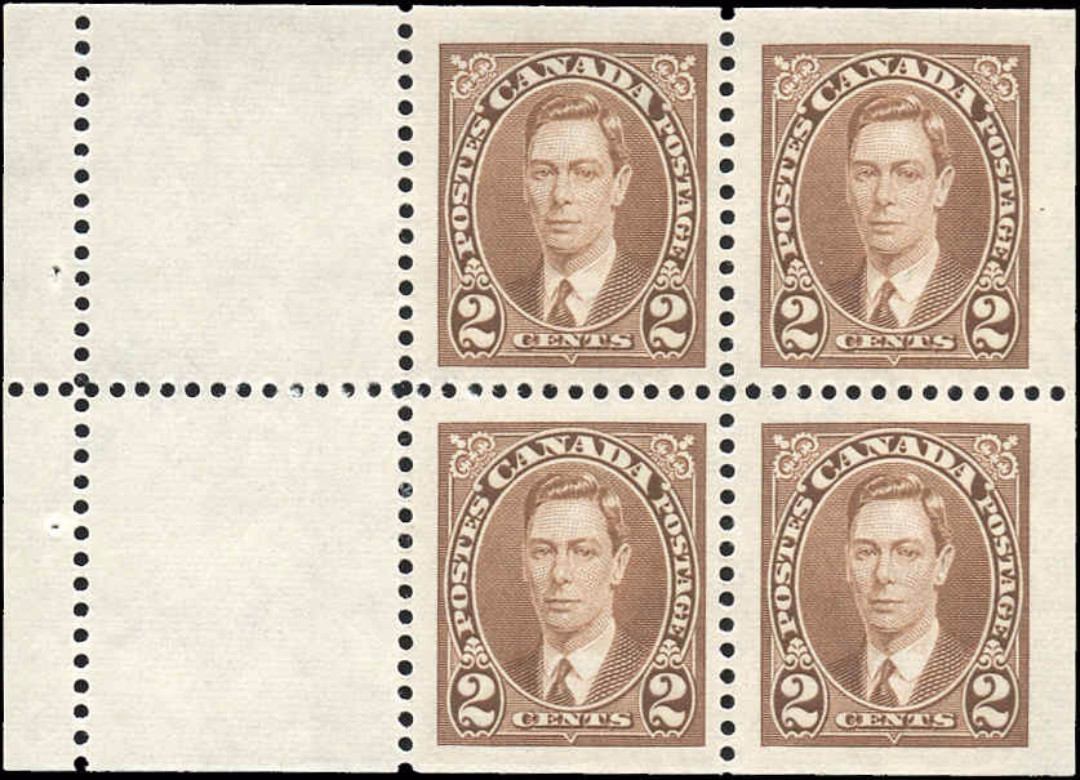Canada #232a, Mufti Issue, F-VF, MNH