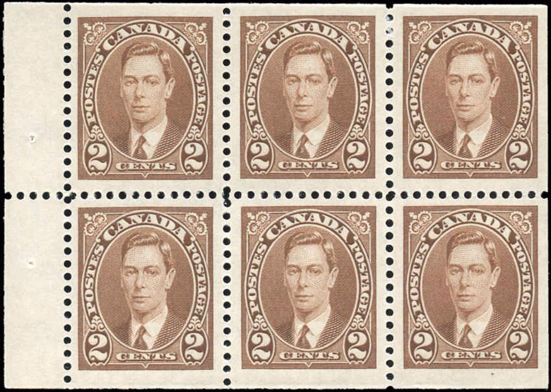 Canada #232b, Mufti Issue, F-VF, MNH
