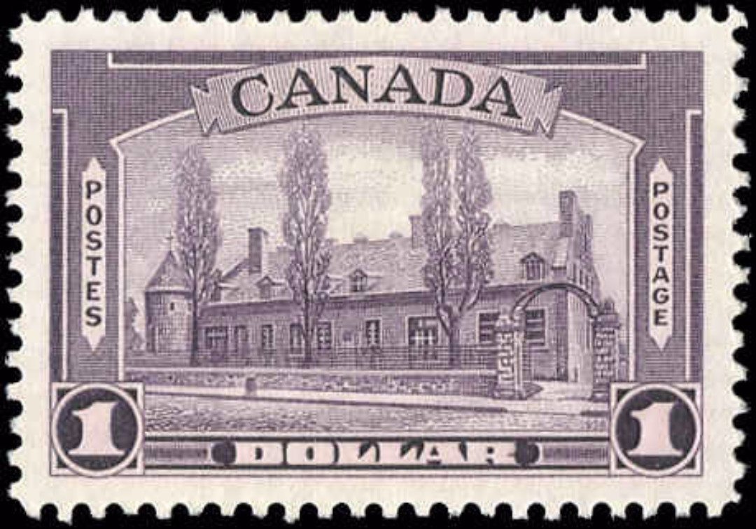 Canada #245i, 1938 Pictorial Issue, VF, MNH