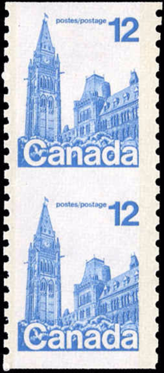 Canada #729a, Coil First Class Issue, VF, MNH