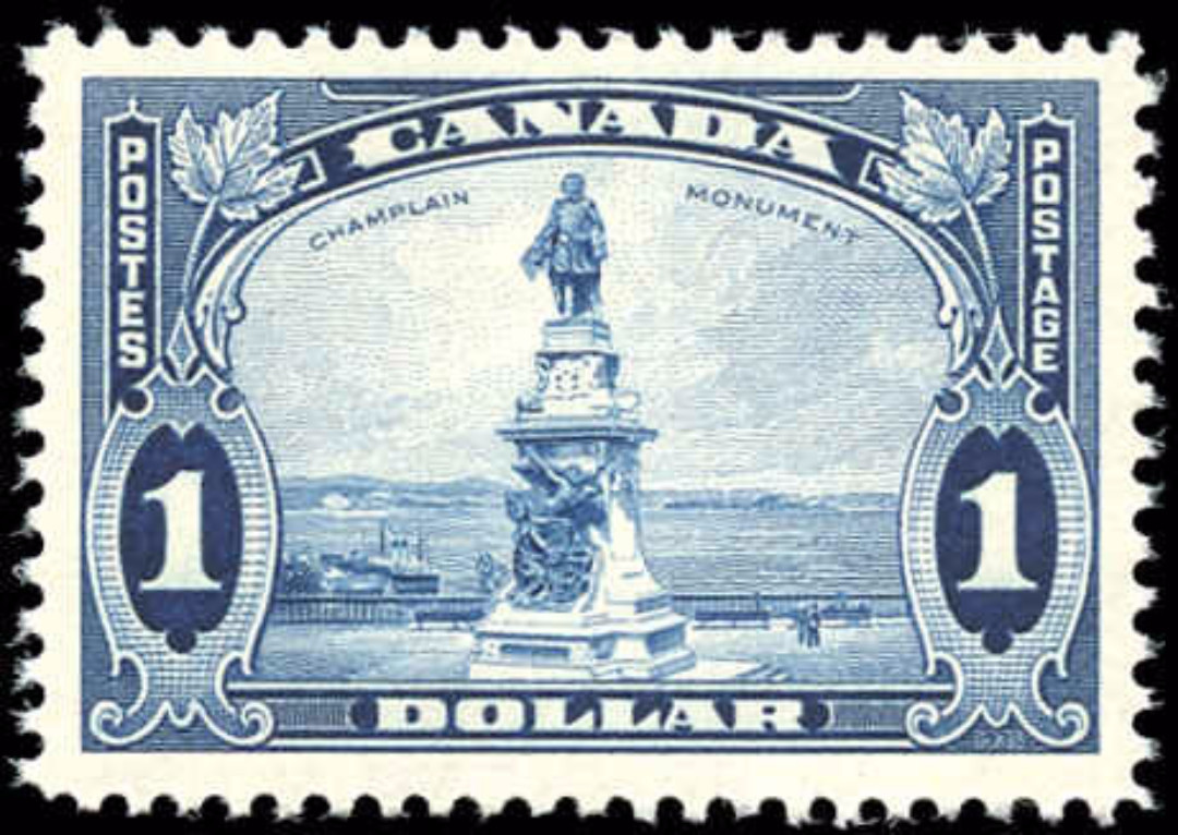 Canada #227, Pictorial Issue, F-VF, MNH