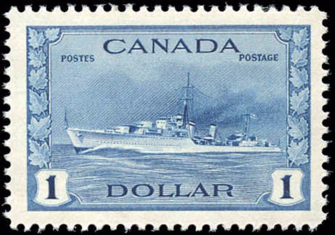 Canada #262, War Issue, VF, MNH
