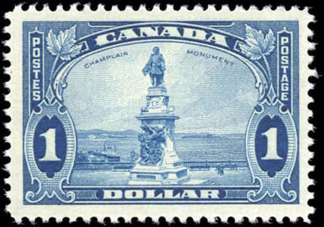 Canada #227, Pictorial Issue, VF, MNH