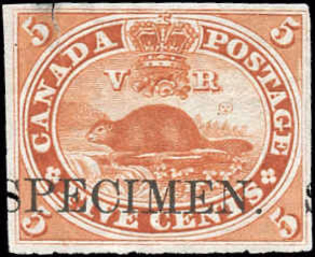 Canada ##15TCiv, Proof Issue, VF, Specimen