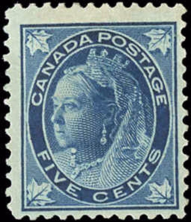 Canada ##70, Maple Leaf Issue, F, MH
