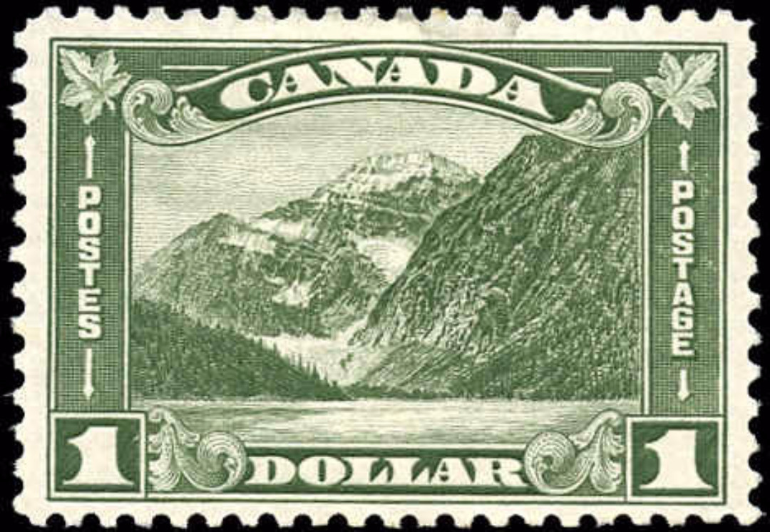 Canada #177, Arch/Leaf Issue, F-VF, MH