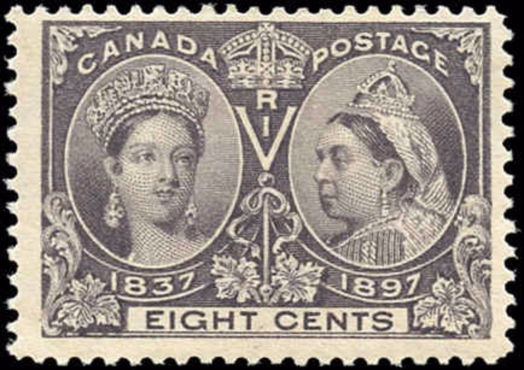 Canada ##56, Jubilee Issue, F, MH