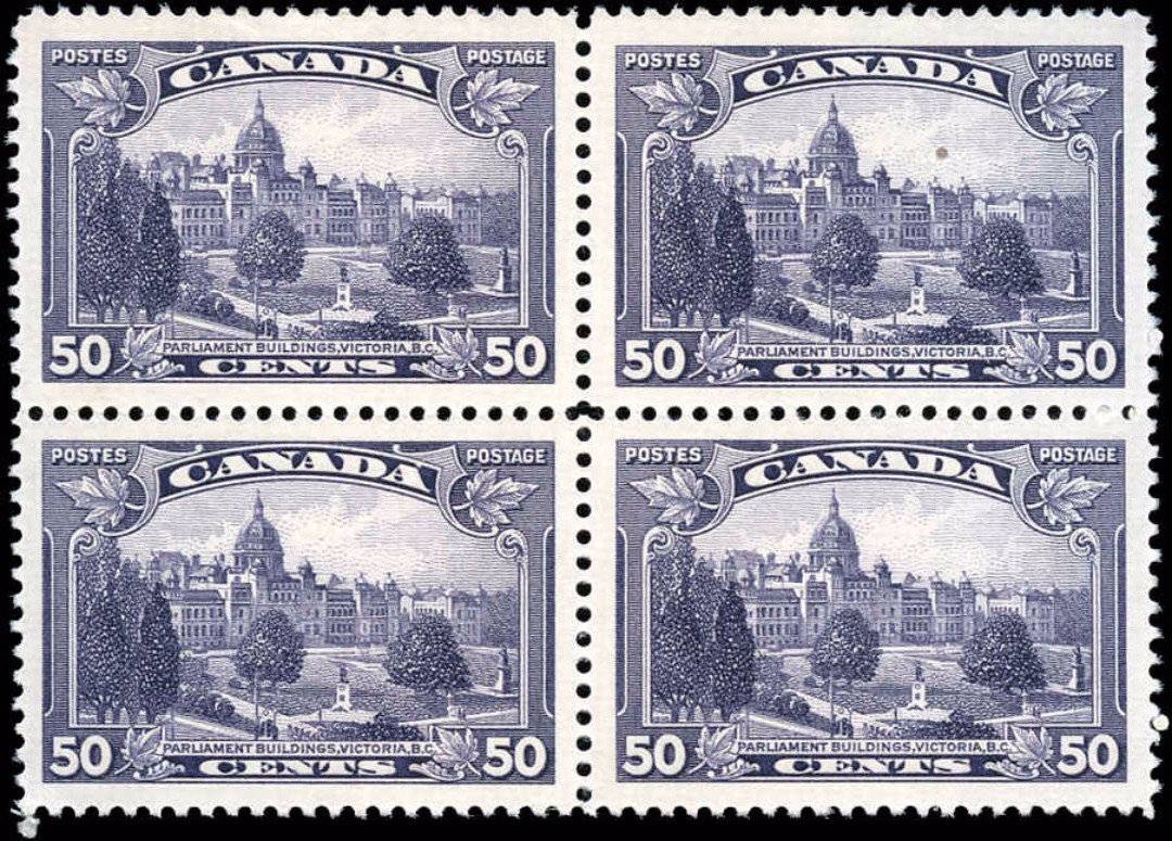 Canada #226, Pictorial Issue, VF, M