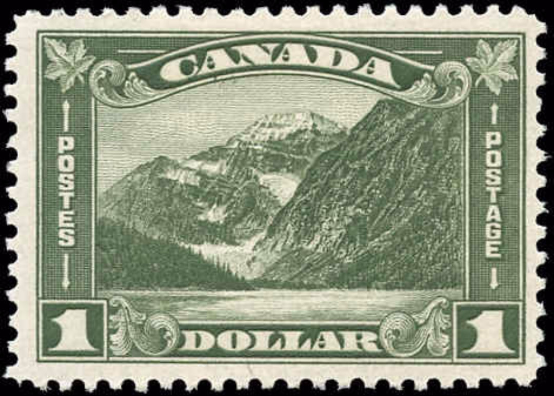 Canada #177, Arch/Leaf Issue, F-VF, MH,