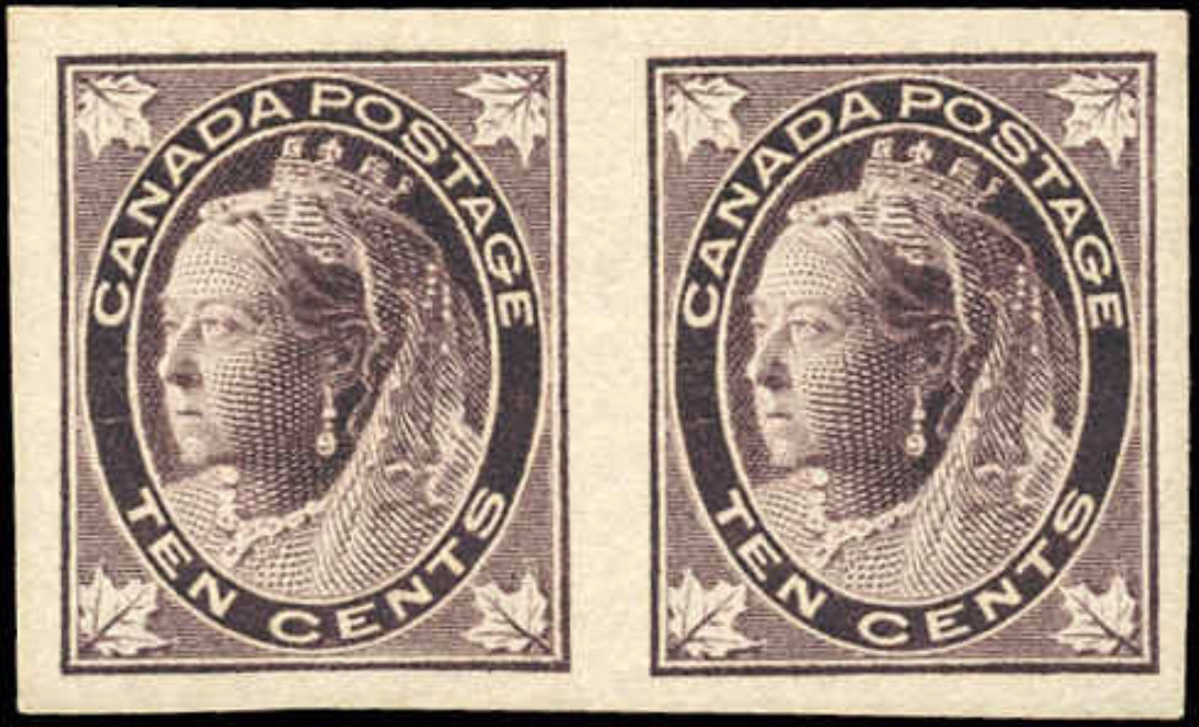 Canada ##73aii, Maple Leaf Issue, F-VF, MNH