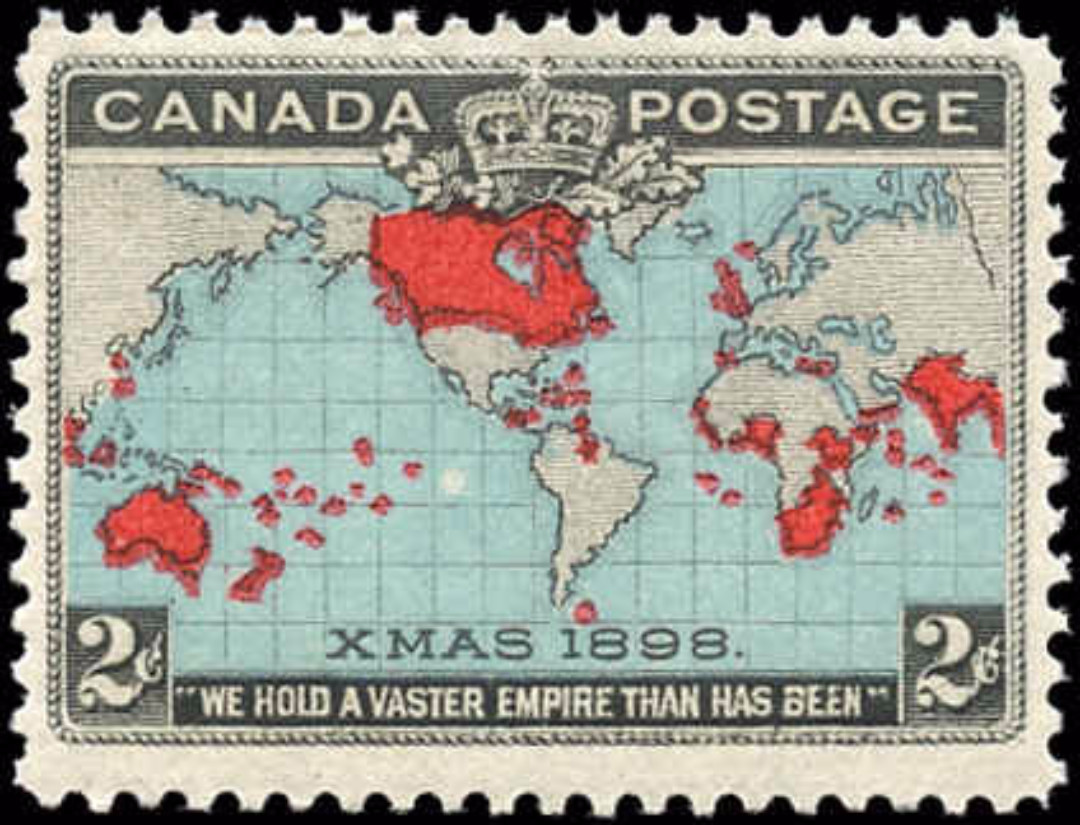 Canada ##86iii, Map Issue, F+, MNH