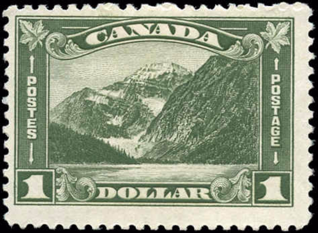 Canada #177, Arch/Leaf Issue, F, MH