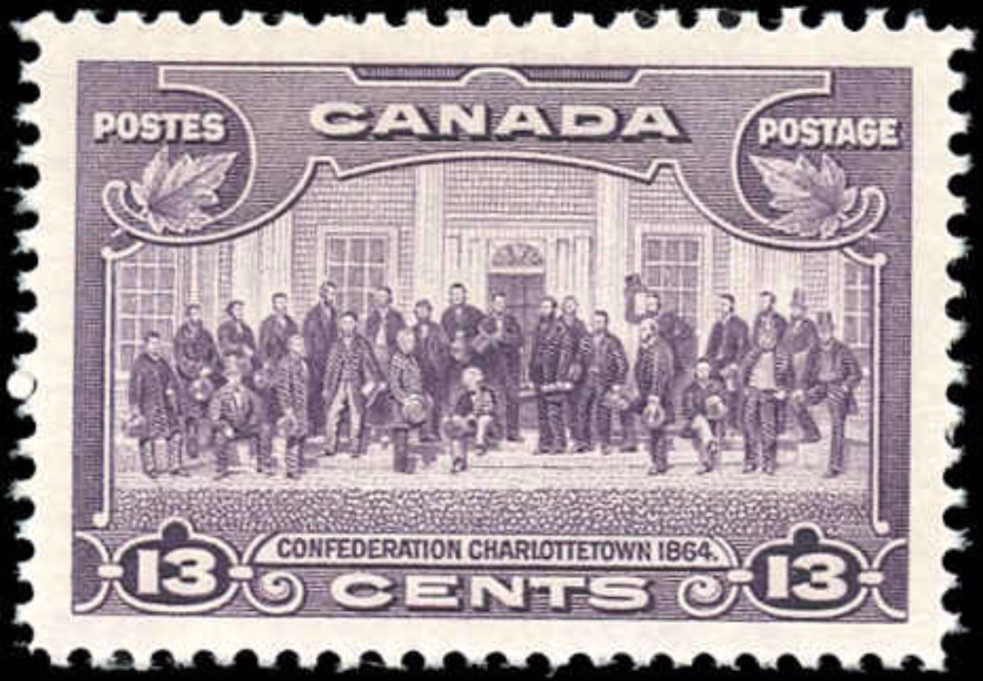 Canada #224, Pictorial Issue, VF, MH