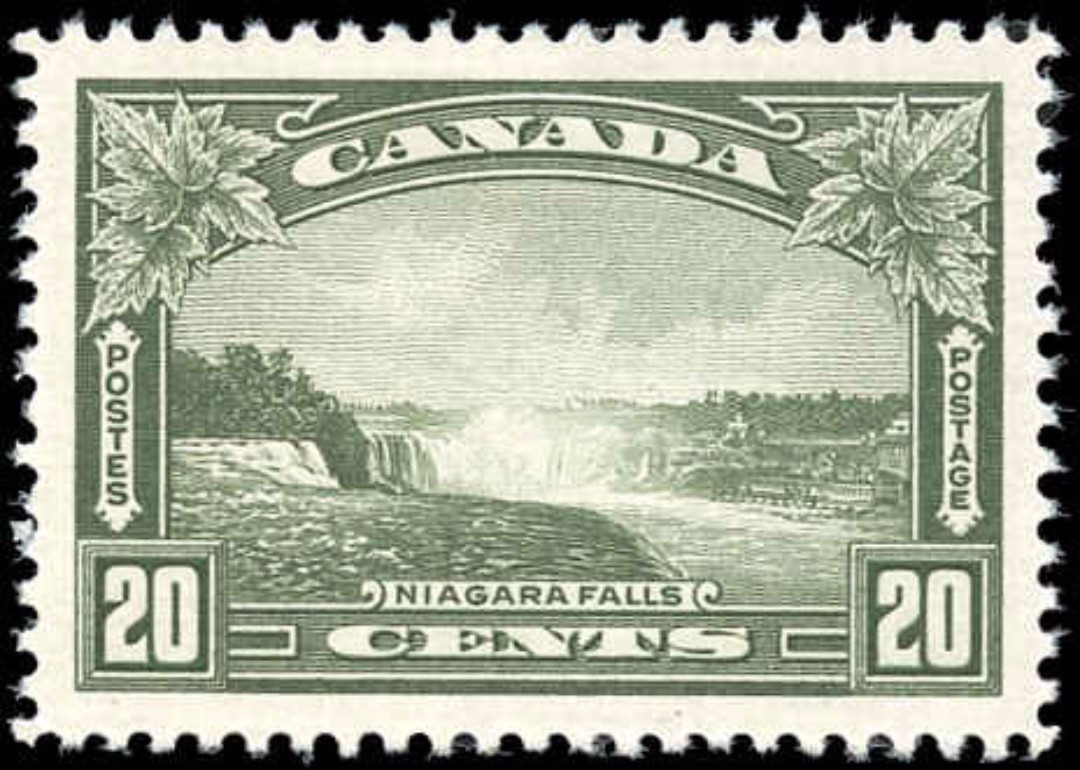 Canada #225, Pictorial Issue, VF, MH