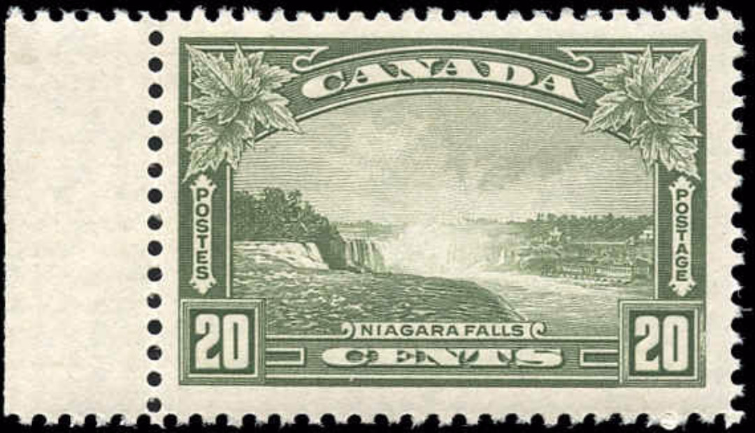Canada #225, Pictorial Issue, F-VF, MH