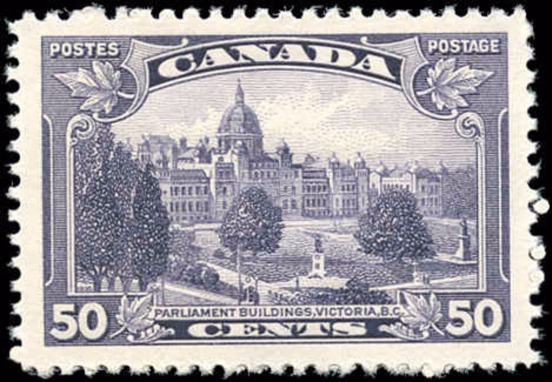 Canada #226, Pictorial Issue, VF, MH