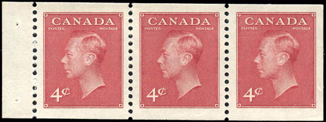 Canada #287a, Postes-Postage Issue, F-VF, MNH