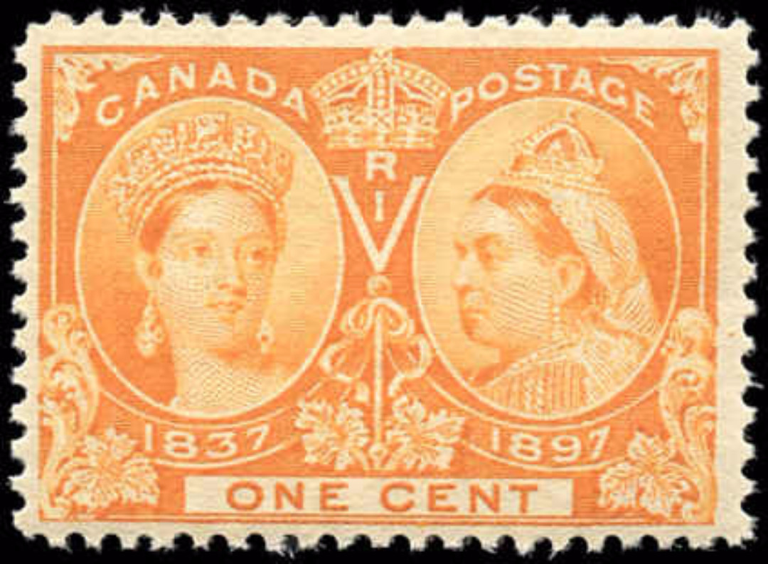 Canada ##51, Jubilee Issue, F+, MNH