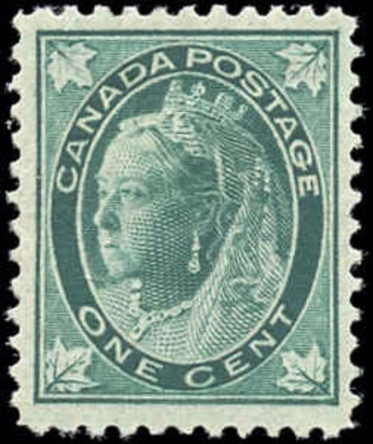 Canada ##67, Maple Leaf Issue, F-VF, MH