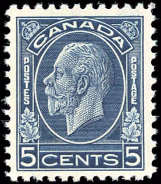 Canada #199, Medallion Issue, F-VF, MNH