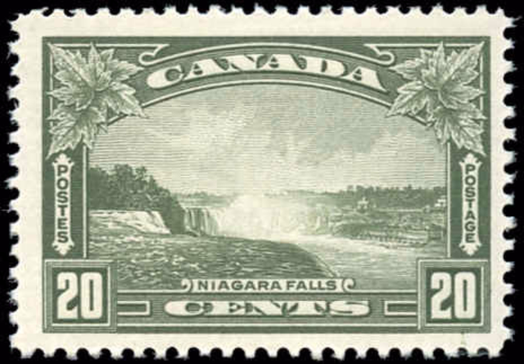 Canada #225, Pictorial Issue, F-VF, MNH