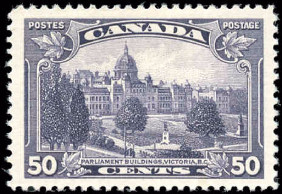 Canada #226, Pictorial Issue, F-VF, MH
